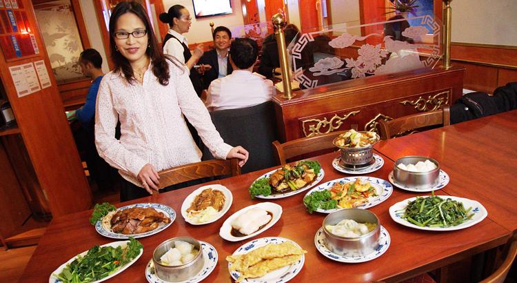 China Restaurant Mei Moon - Herzlich Willkommen